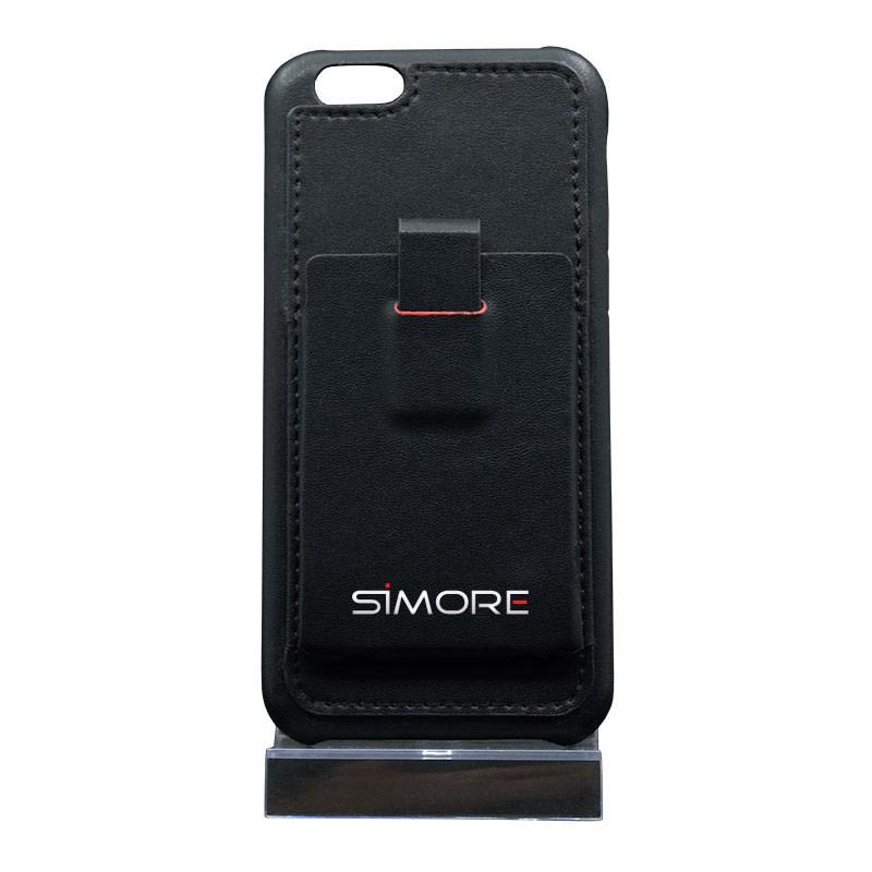 Coque protectrice pour iPhone 6 Plus et 6S Plus - Porte adaptateur double SIM Bluetooth
