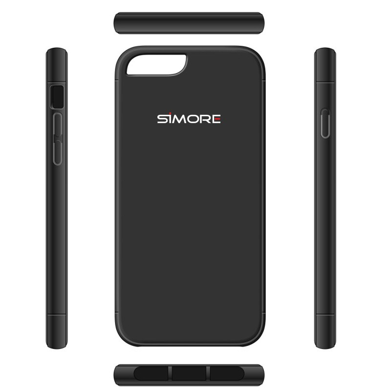 Coque de protection SIMore pour iPhone 6 et iPhone 6S