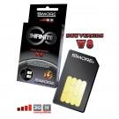 DualSim Infinite Adaptateur double carte SIM pour mobiles 3G et 4G