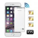 G1 BlueBox Adaptateur double et triple carte SIM active pour iPhone