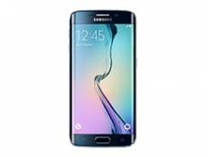 Samsung Galaxy S6 Edge mit X-Triple Galaxy S6 Edge Tripel SIM karten adapter