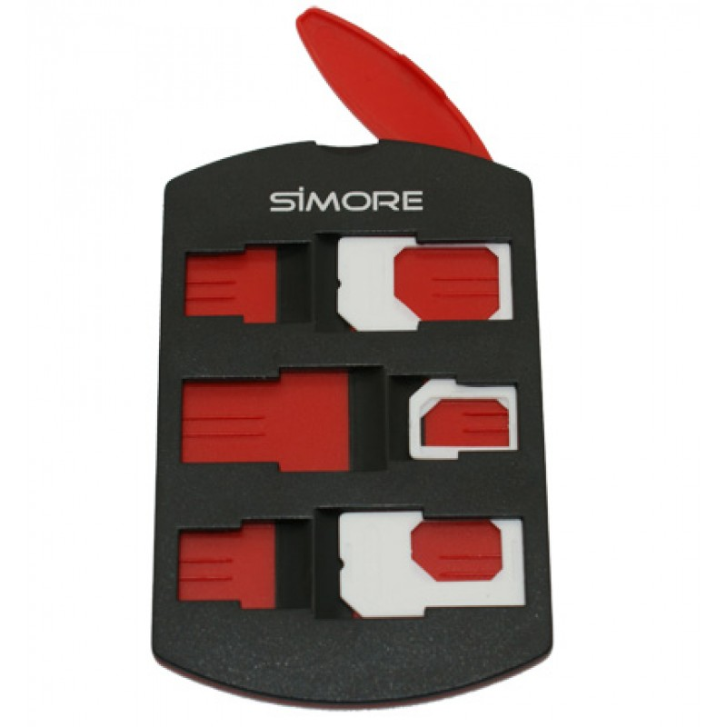 SIM cards holder SIMore