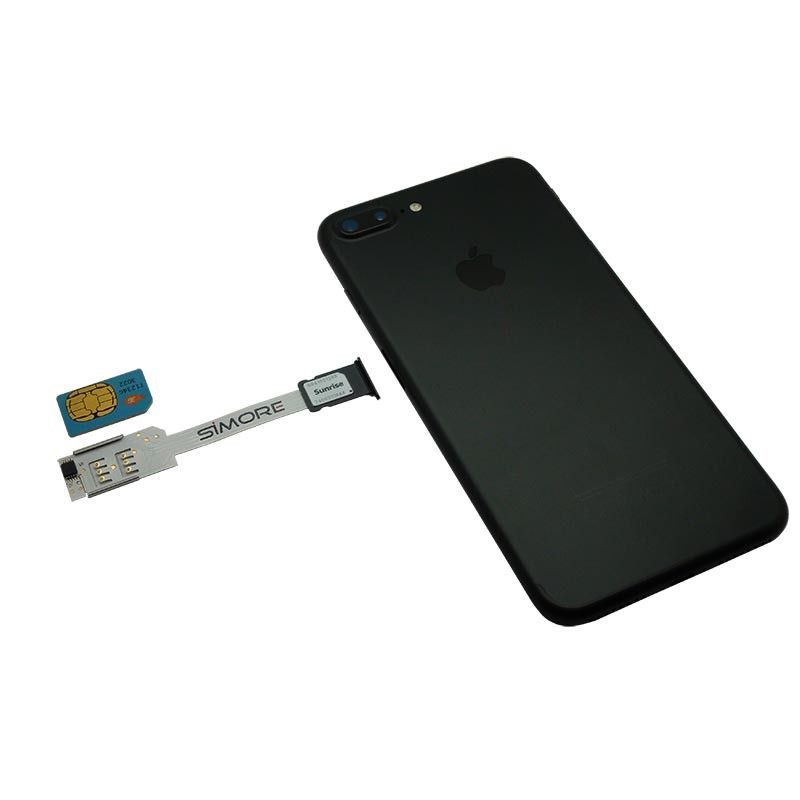Iphone  Double Adapter