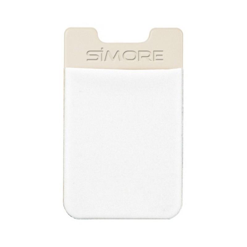 Pouch SIMore White für Handys