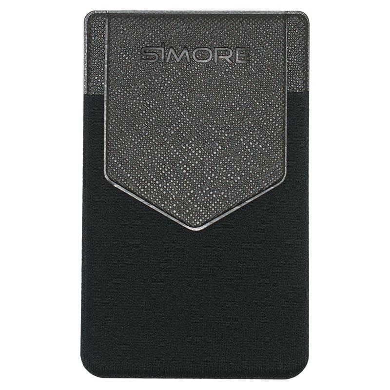 Taschina portafoglio adesiva con chiusura di protezione per Bluetooth doppia SIM adattatore