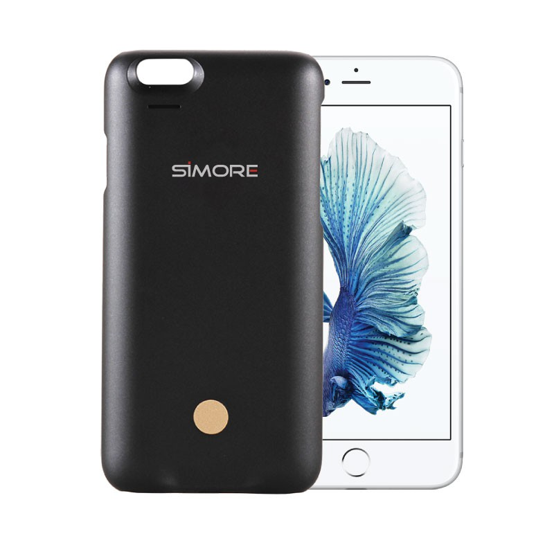 Funda doble SIM activa bluetooth adaptador para iPhone 6 / 6S