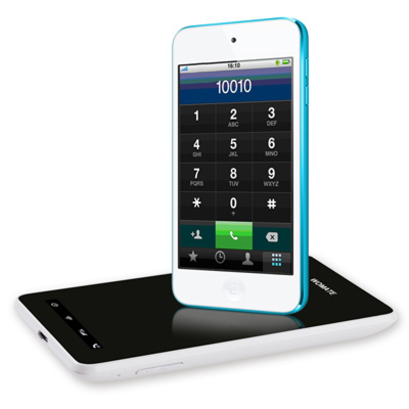 Womate Adaptador wifi dual SIM simultáneo para iPhone y Apple iOS