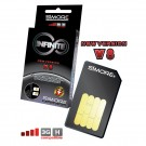 DualSim Infinite Adaptador doble tarjeta SIM para móviles 3G y 4G