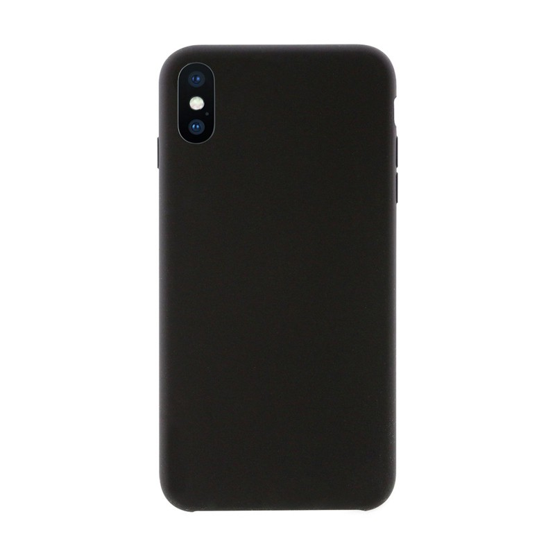 iPhone X - iPhone XS Coque de protection SIMore noire
