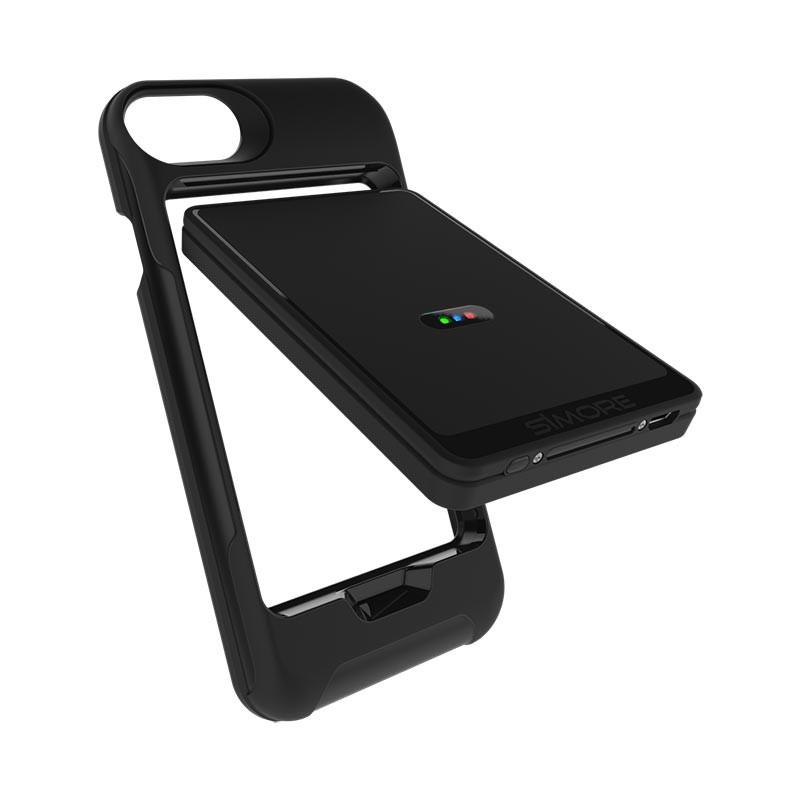 E-Clips Case iPhone 8-7-6-6S - Coque de protection et porte ...