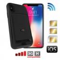 Pack E-Clips Box + E-Clips Case iPhone X