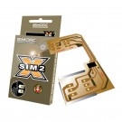 DualSim Gold 2 Adaptateur Double SIM carte pour téléphones mobiles