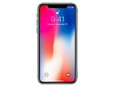 iPhone X + Speed X-Four X Quadruple Dual SIM adapter with switch
