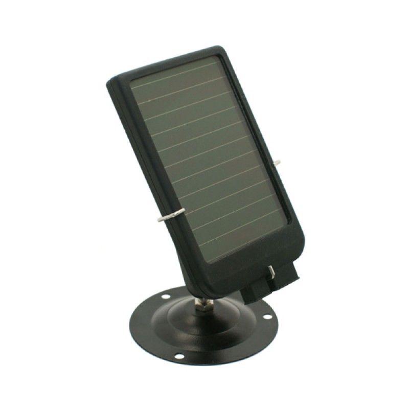 Solar charger for wireless outdoor HD GSM camera