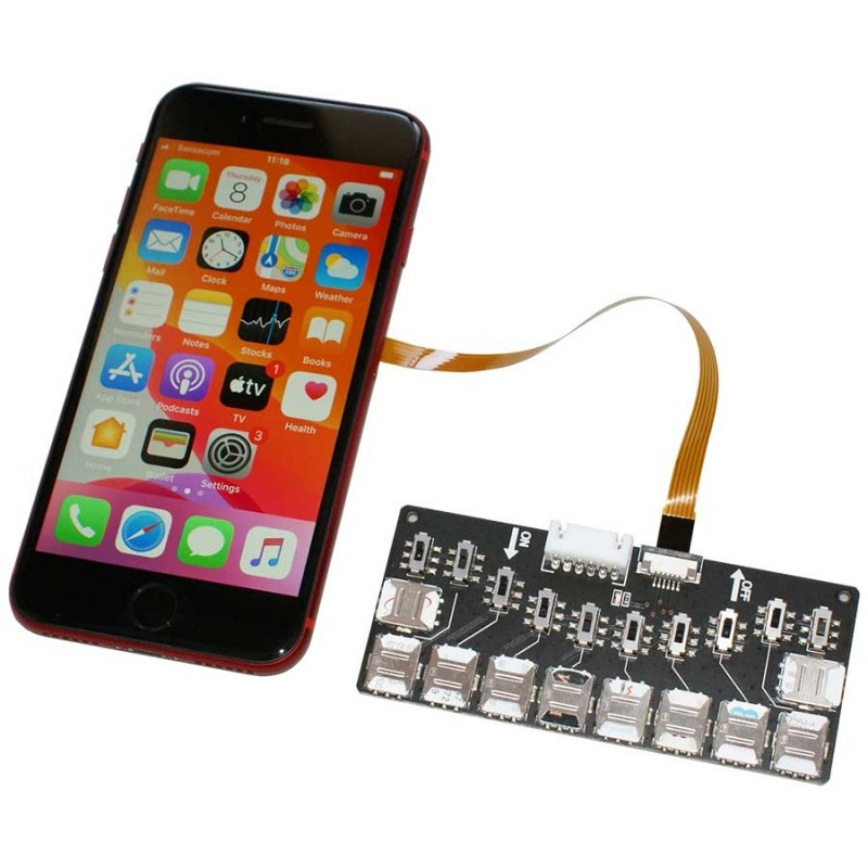 Multi SIM cards reader Activation tool for iPhone