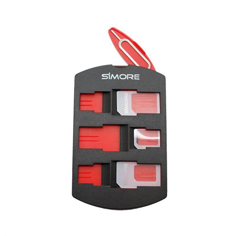SIM cards holder SIMore