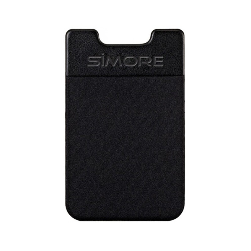 Pouch SIMore Black for mobile phones
