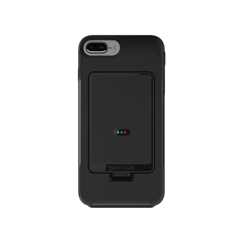 E-Clips Case iPhone 8-7-6-6S Plus - Protective cover and Triple Dual ... 8de2b13168