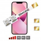 iPhone 13 DUAL SIM adapter SIMore Speed Xi-Twin 13