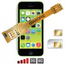 X-Twin 5C Dual SIM card adapter for iPhone 5C