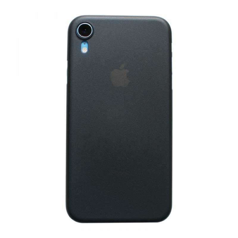 iPhone XR Schutzhülle SIMore schwarze