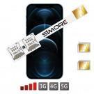 iPhone 12 Pro Dual SIM Karten