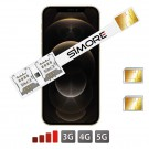 iPhone 12 Pro Max Dual SIM karten