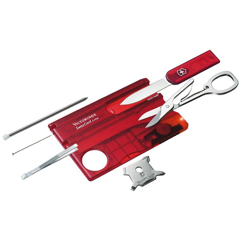 SwissCard Lite Victorinox strumento multiuso