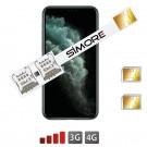 iPhone 11 Pro Doppia sim Adattatore SIMore Speed Xi-Twin 11 Pro