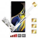 Adattatore Tripla doppia SIM per Galaxy Note 9