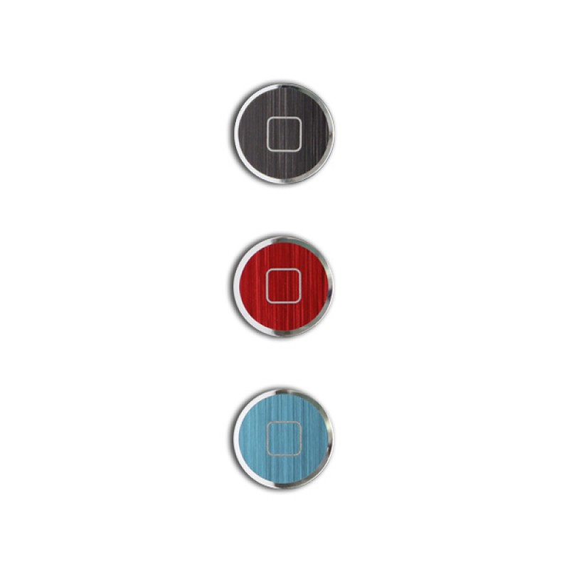 Home Button for iPhone and iPad - Alloy X Home Color