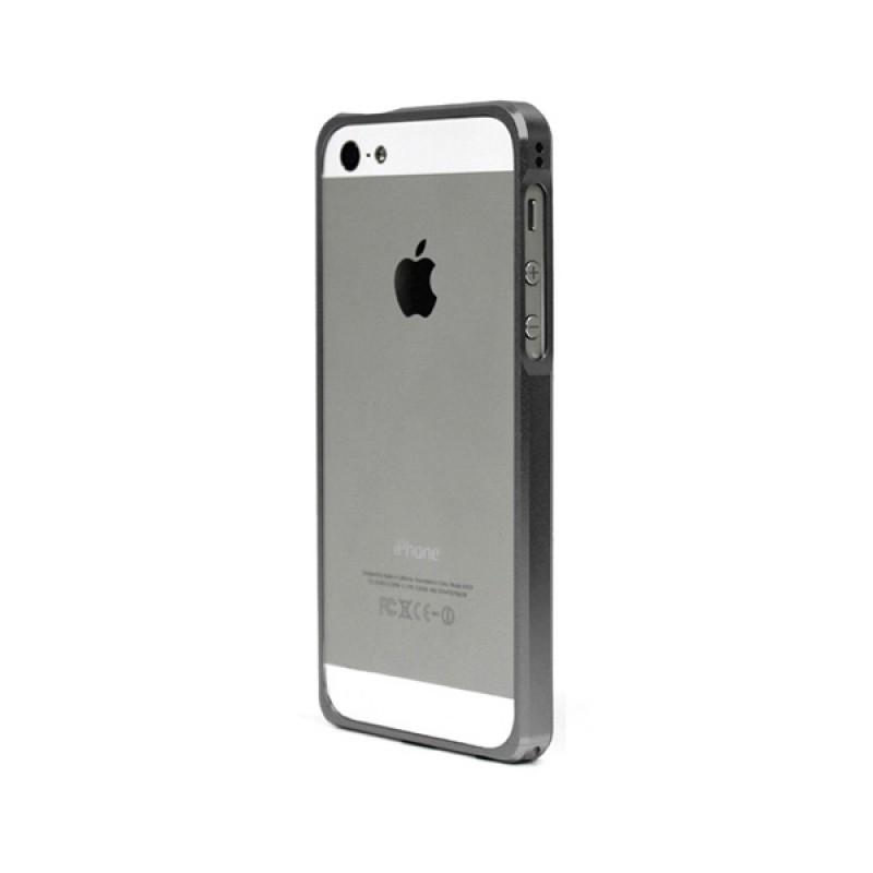 Protective bumper for iPhone SE, 5 and 5S - Patchworks Alloy X Titan