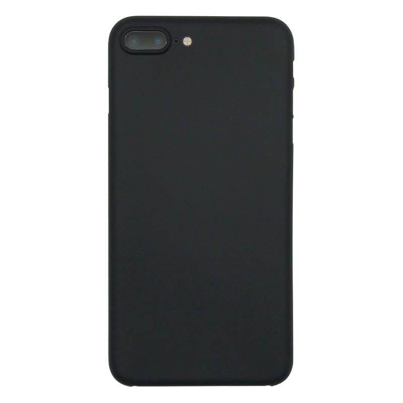 iPhone 7 Plus iPhone 8 Plus funda de protección SIMore negra