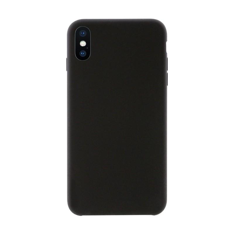 iPhone X - iPhone XS Funda de protección SIMore negra