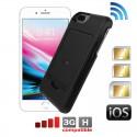 Pack E-Clips Box + E-Clips Case iPhone 8-7-6-6S Plus