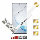 Galaxy Note 10 Triple SIM adaptador SIMore Speed ZX-Triple Note 10