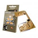 DualSim Gold 2 Adaptador Doble tarjeta SIM para teléfono móvil
